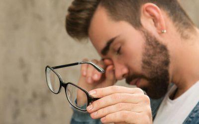 Cuidados de tus ojos mientras estudias o trabajas